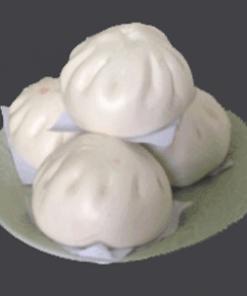 Bánh bao nhân thịt 3 trứng cút